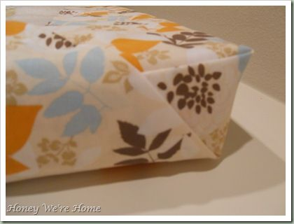 Covering A Bench Cushion Without Sewing Now I Know What To