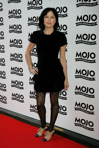 Andrea Corr Photos Photos The Mojo Honours List Awards Ceremony Red Carpet Awards Ceremony Andrea Celebrities Female