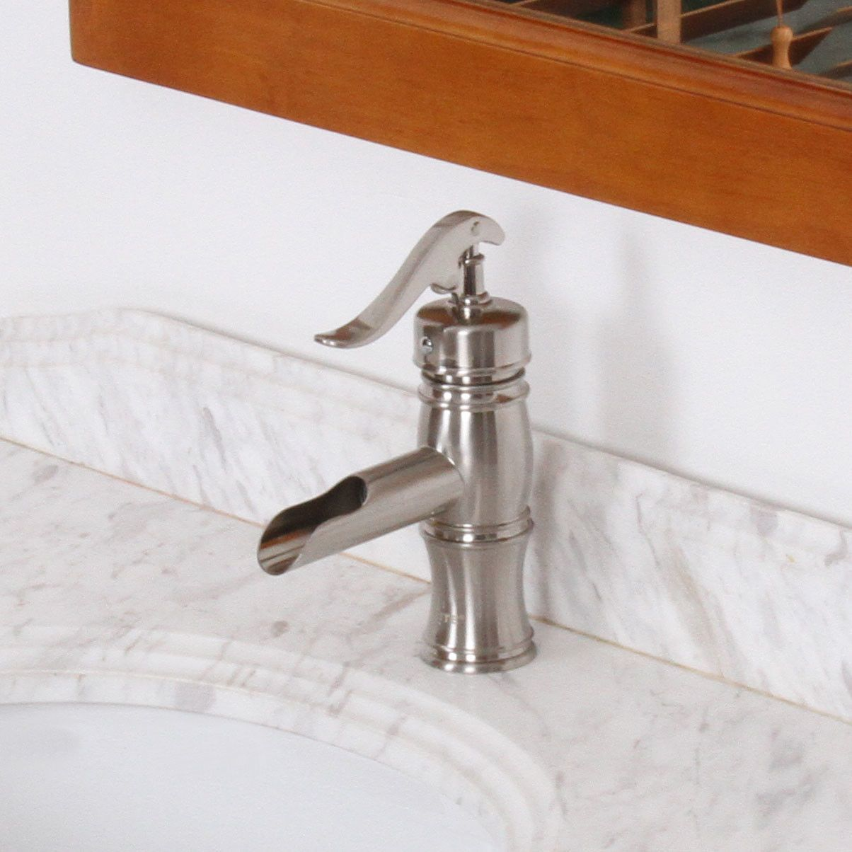Vintage Single Handle Bathroom Water Pump Faucet | Products ...