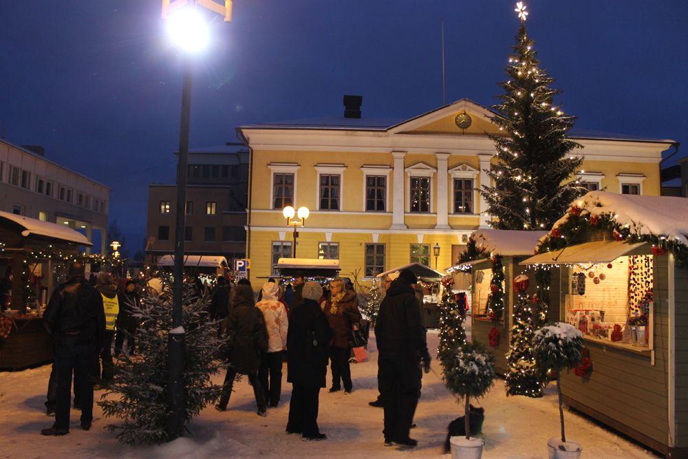 Helsinki Joulumarkkinat