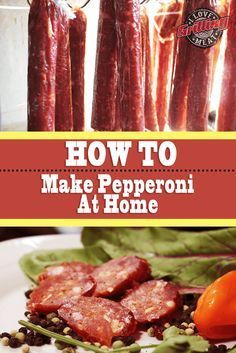 How to Make Pepperoni At Home (Artisan Recipe)