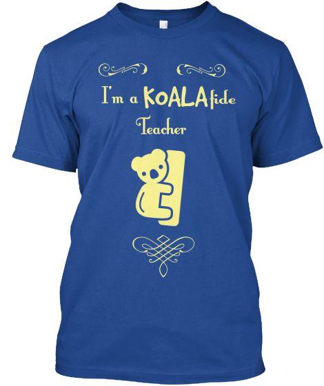 KOALAfide Teacher T-Shirt