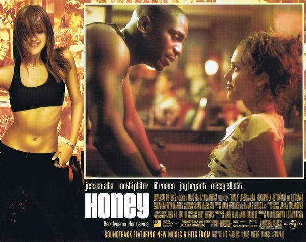 Details About Honey 2003 Original 11x14 Lobby Card 7 Mekhi