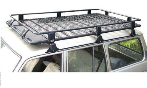 Arb 3800020m Steel Roof Rack Basket W Mesh Floor 73 X 49 Ebay