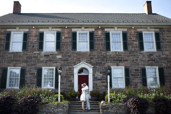 Real Wedding: Jessica & Paul's $5,000 New Jersey Inn ...