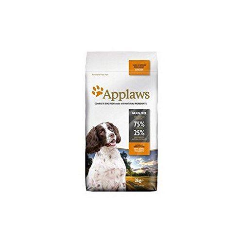 Applaws Dry Dog Food Chicken Small And Medium Breed 2kg Https Www Amazon Com Dp B01e8xkwl6 Ref Cm Sw R Pi Dog Food Recipes Dry Dog Food Chicken Recipes