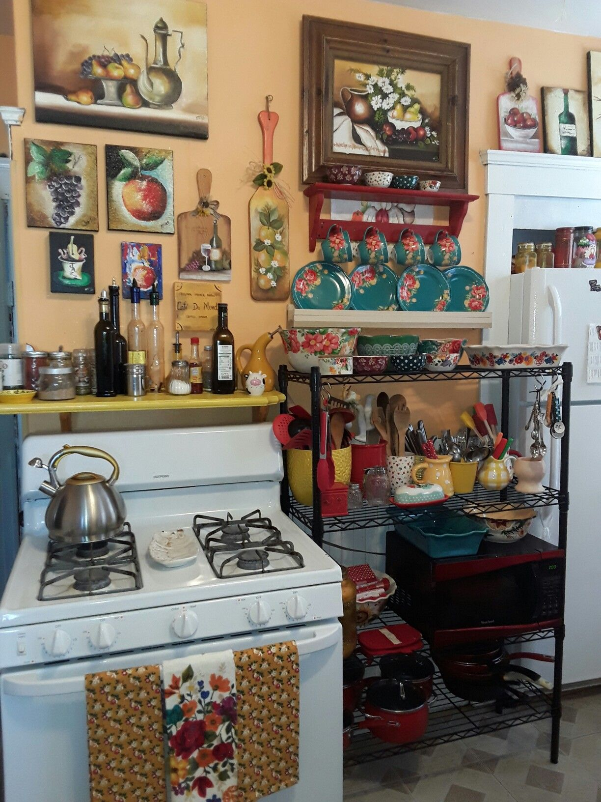 Pin by Amor E Arte on my pioneer | Pioneer woman kitchen ...
