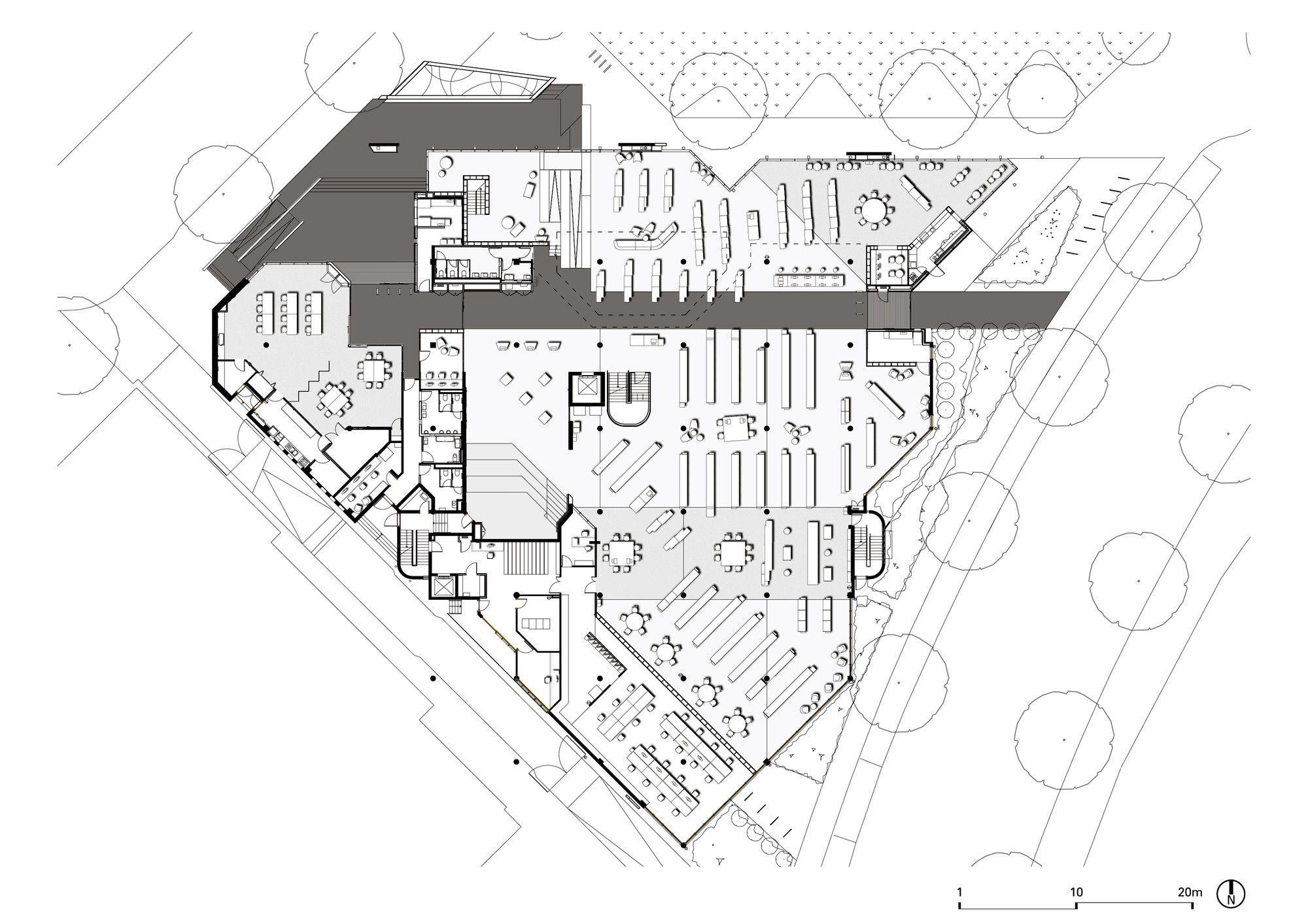 Gallery - Bendigo Library / MGS Architects - 20
