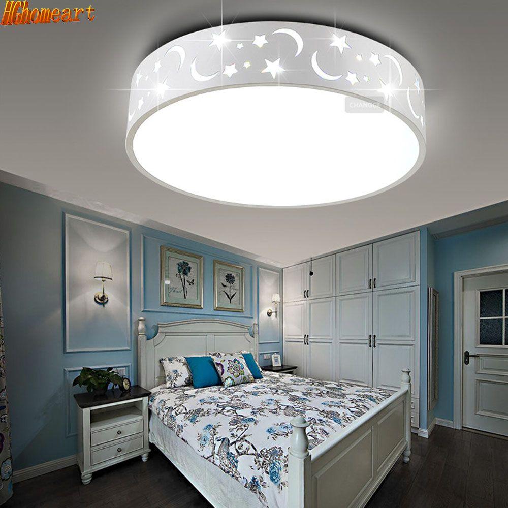 Led ceiling lamp children bedroom light main bedroom light