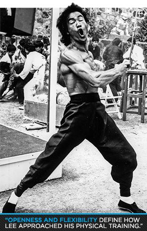 Enter The Six Pack Train Like Bruce Lee Work Out Like
