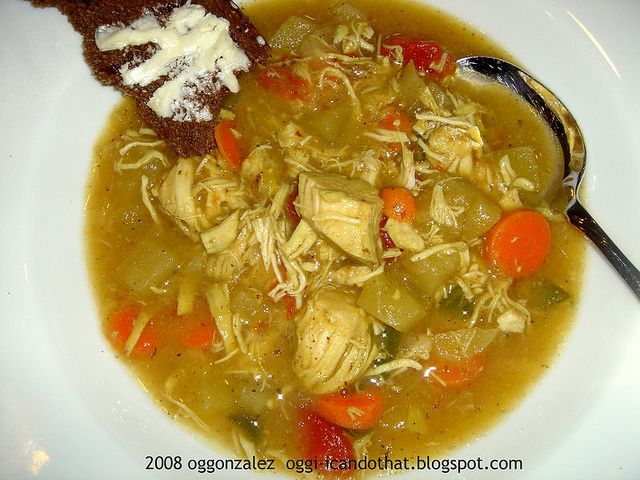 Mulligatawny Soup by OggiG, via Flickr #mulligatawnysoup