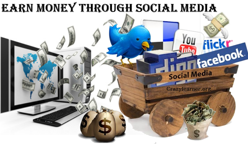 Earn Money Through Online