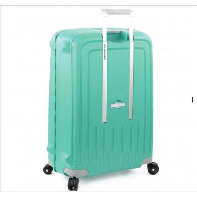 El verde menta es un must. El año pasado llegó a las tiendas, y este verano sigue arrasando. Elige el color del momento para tus viajes. Y todo con la calidad Samsonite.  http://www.maletalia.com/producto/samsonite-travel-collection-s-cure/