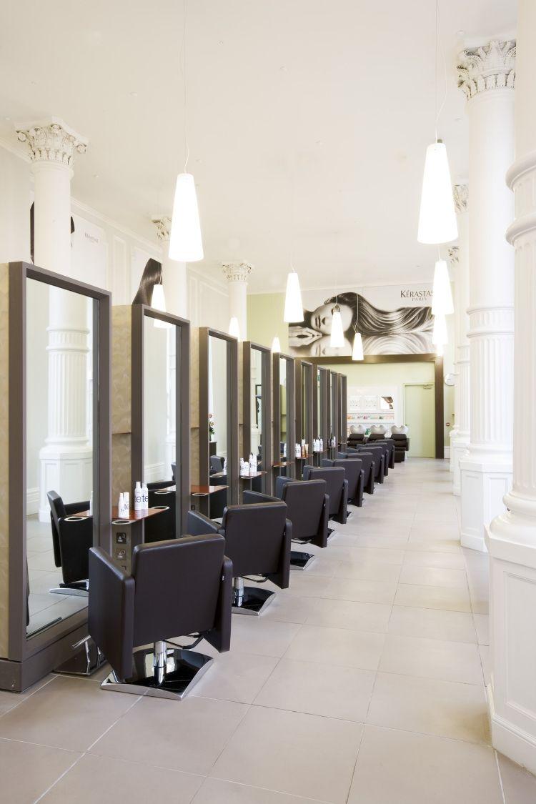 hair salon layout | Hair Salon | Salony Stuff | Pinterest