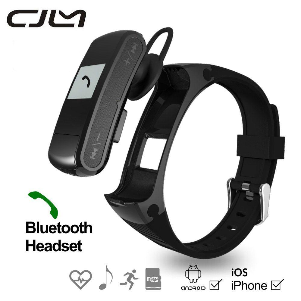 f50 smart armband bluetooth kopfh rer fitness tracker. Black Bedroom Furniture Sets. Home Design Ideas
