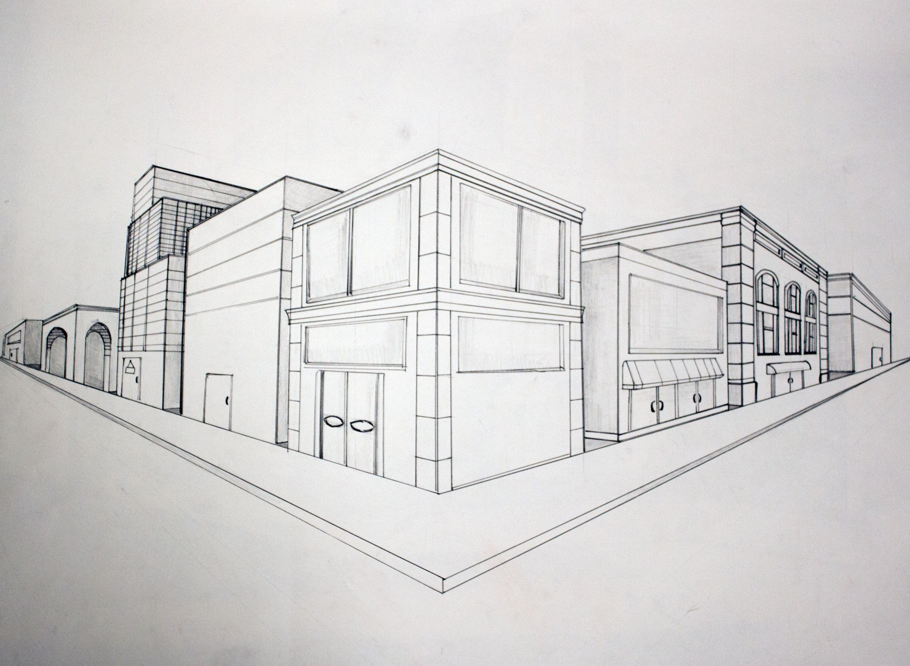 Perspective Drawing, a crucial skill - #graphics # ...