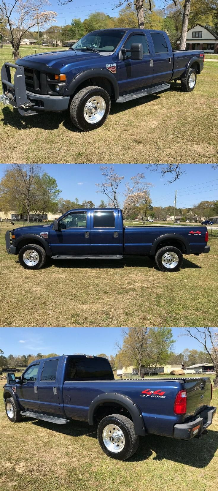 needs nothing 2008 Ford F 350 Xl offroad in 2020 Lifted