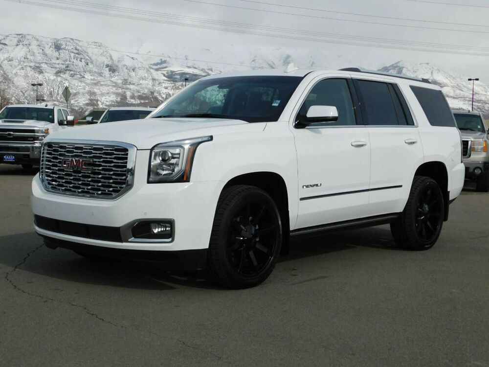 For Sale 2018 Gmc Yukon Denali Gmc Yukon Denali 4x4 Awd Suv 6 2