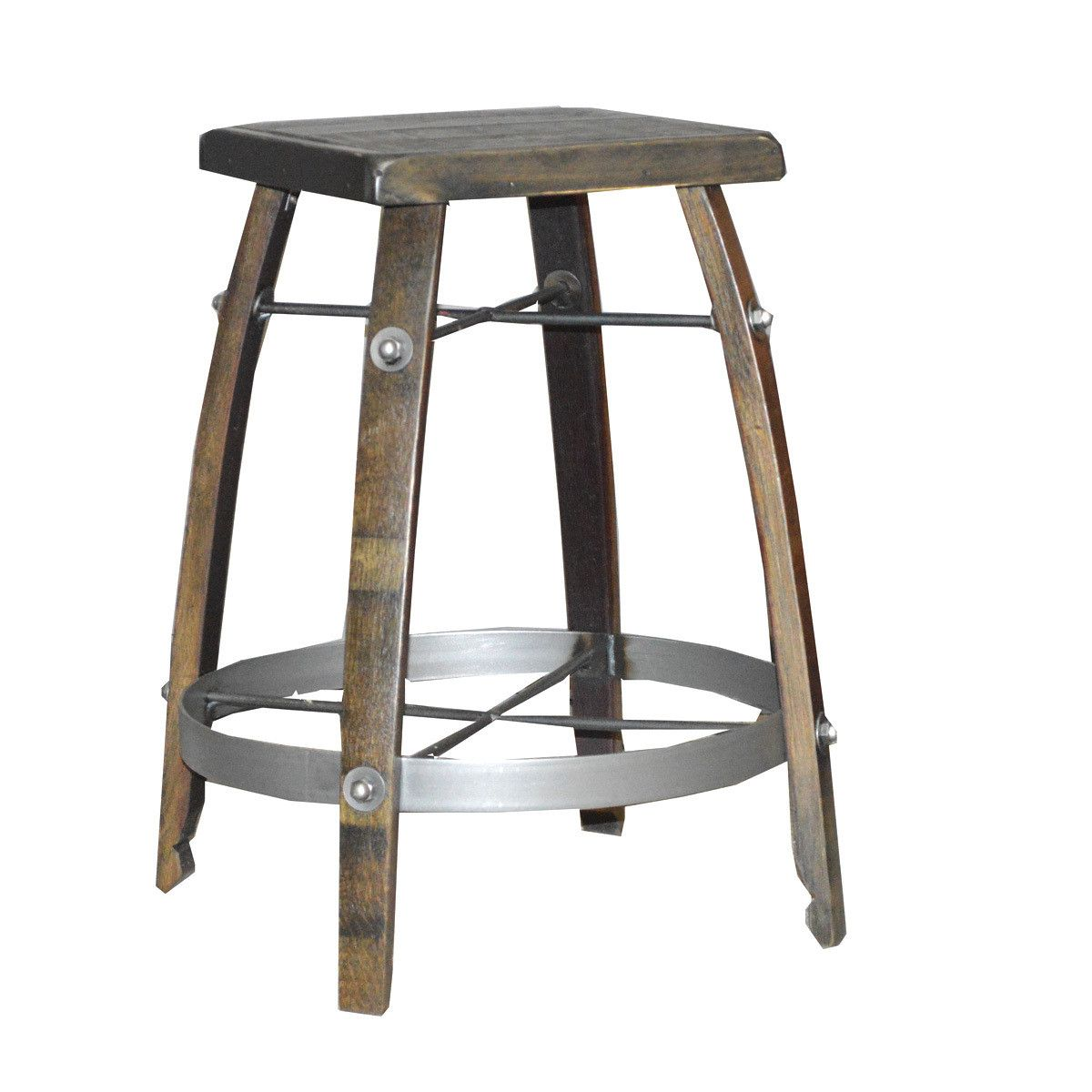 Stave Stool 28 Noir By 2 Day Designs Home Structure Decor Stool