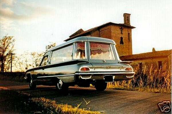 Cars · Hearse.Italian-modified 1960 Ford wagon. & Hearse.Italian-modified 1960 Ford wagon. | Final Destination ... markmcfarlin.com