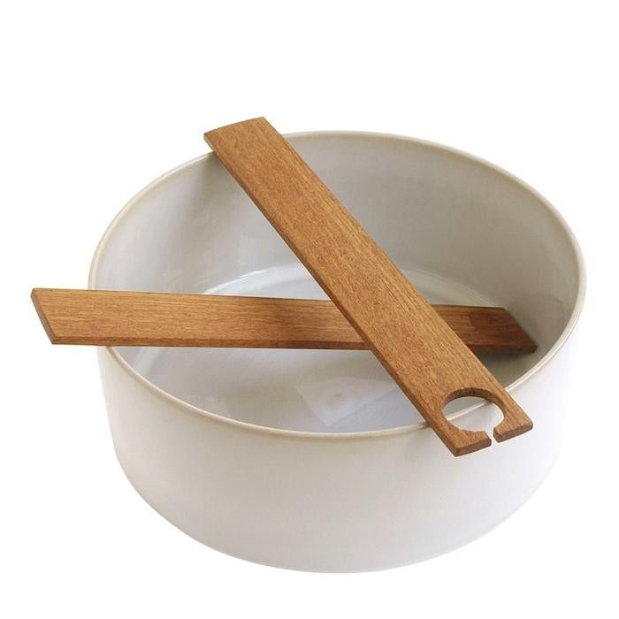 Jatoba Wood Salad Serving Set / Adonde
