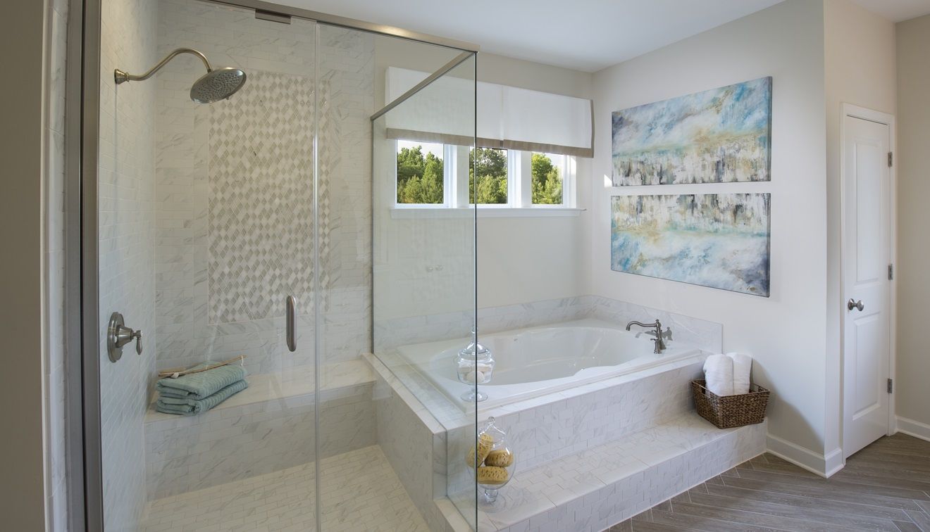 The Chesapeake John Wieland Homes And Neighborhoods JW Homes - Chesapeake bathroom remodeling