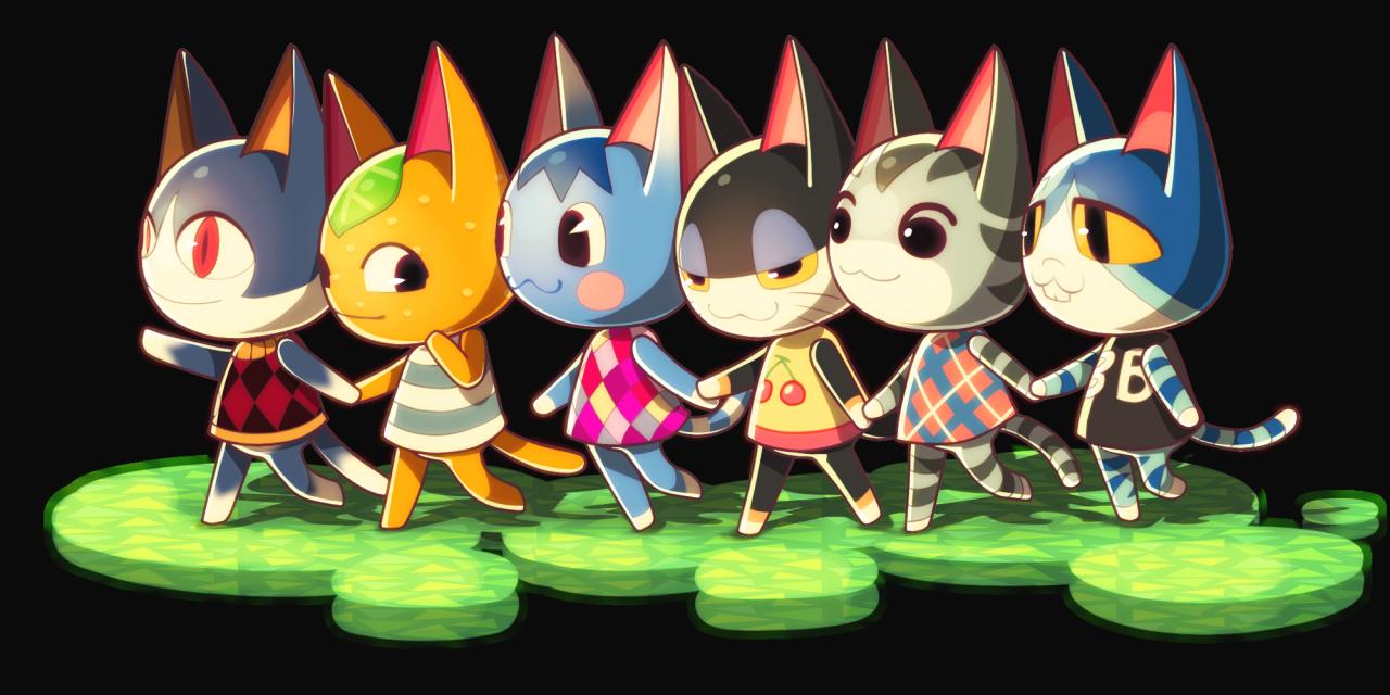 The Importance Of Understanding Your Cat Animal Crossing Fan Art