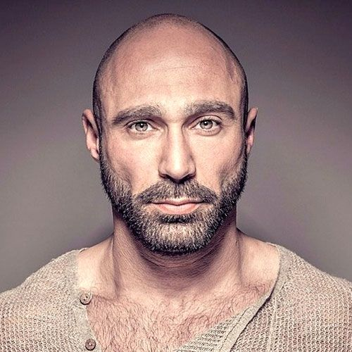 17 Bald Men With Beards Men S Hairstyles Today Bald With Beard Bald Men With Beards Beard Styles Bald