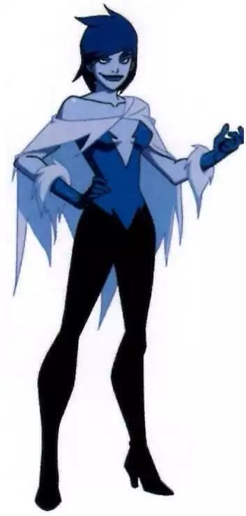 Killer Frost from Young Justice   DC   Pinterest   Killer ...