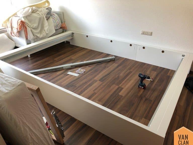 2 70m Breites Familienbett Auf Basis Von Ikea Malm Bauen Vanclan De Familien Bett Familienbett Haus Einrichten