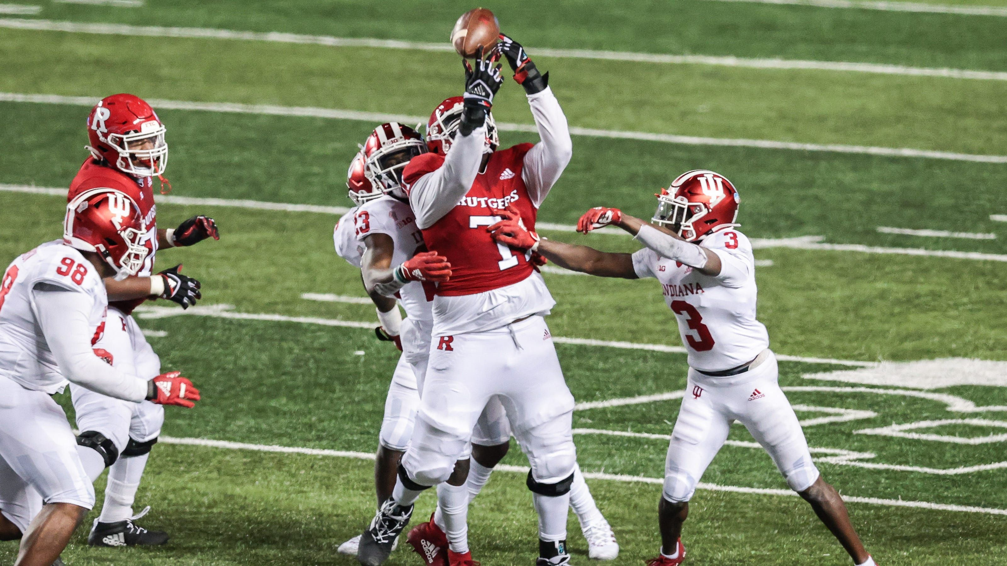 Rutgers Nearly Pulled Off One Of The Craziest Touchdowns In College Football History In 2020 College Football Rutgers Rutgers Football