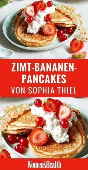 Low-calorie & high-protein: Sophia's sweet fitness recipes   - Low Carb Rezepte für jeden Tag - #Car...