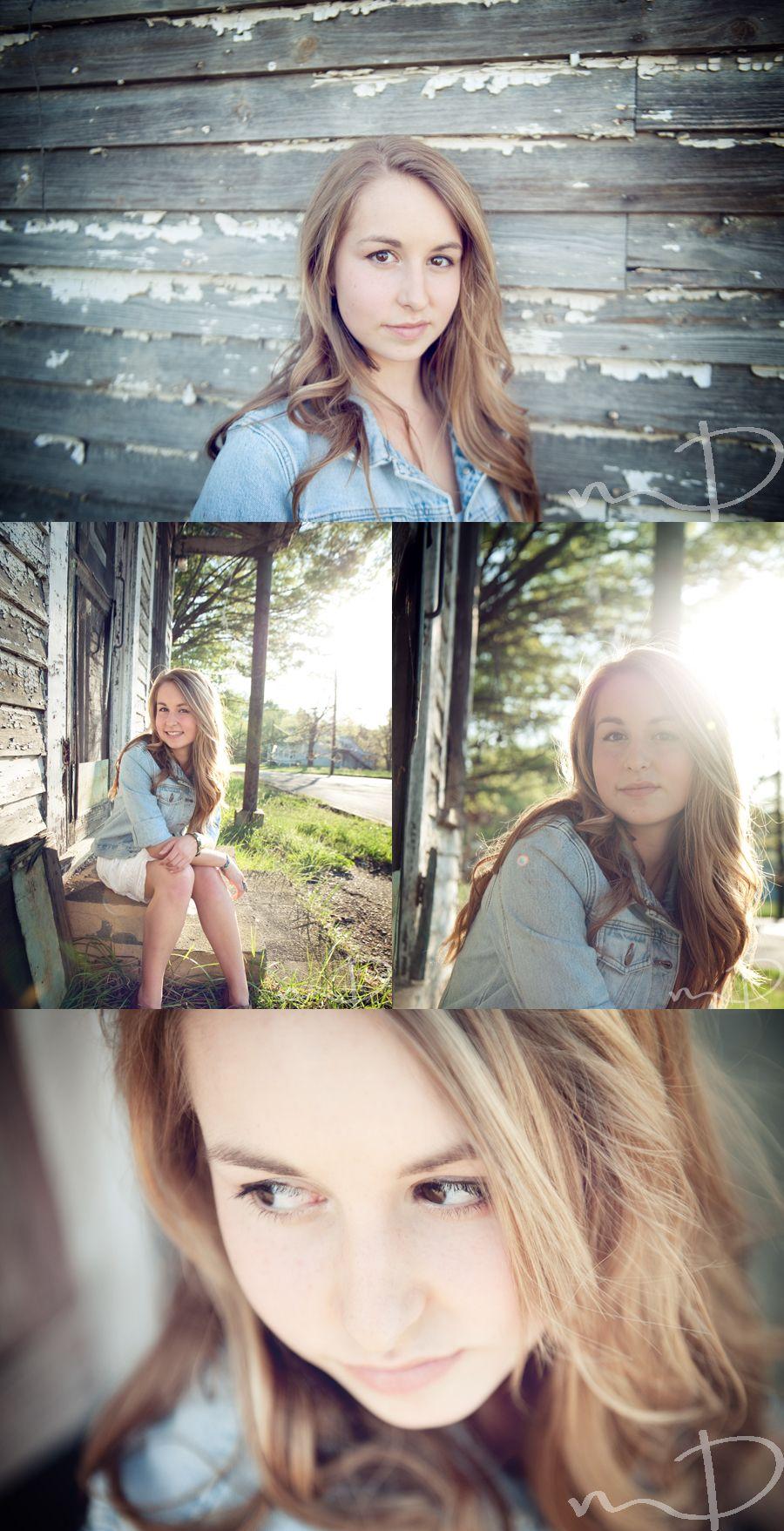 Senior Portraits - Molly Dockery Photography