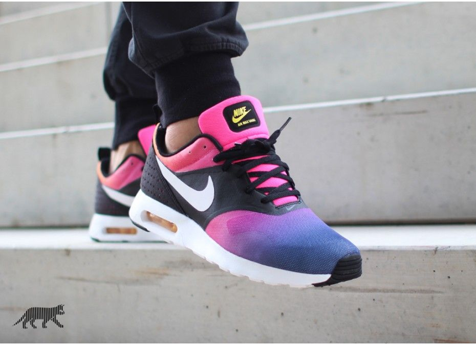 nike air max tavas multicolor flowers
