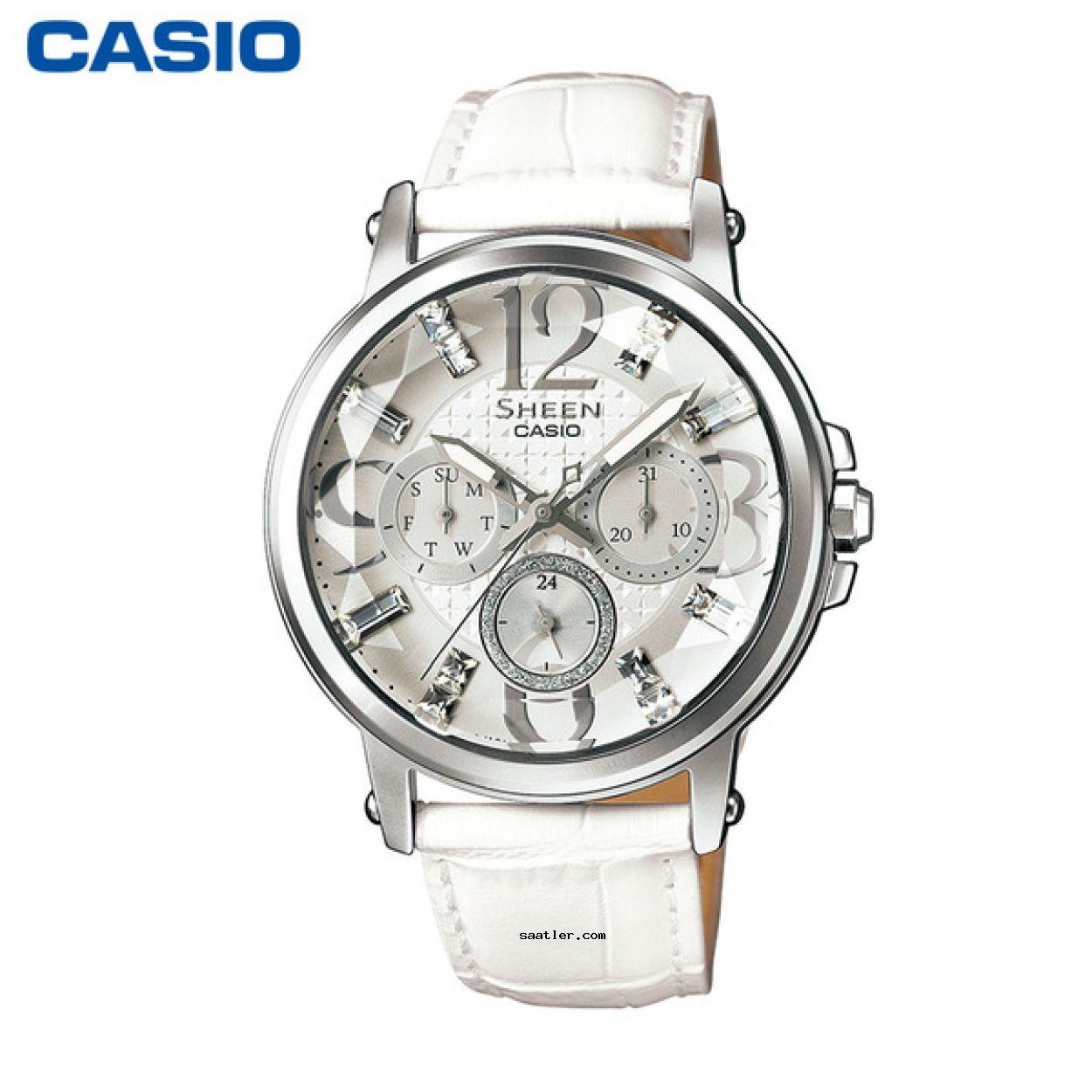 Casio She 3035l 7audr Kol Saati Saatler