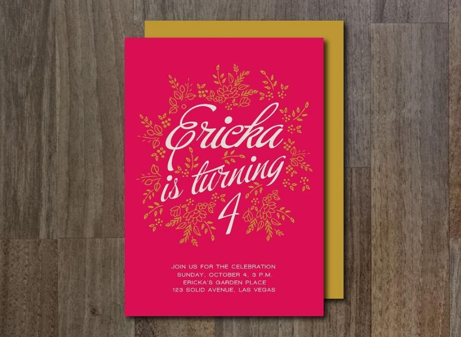 25+ Premium Birthday Party Invitation Templates – PSD,Indesign,Word ...