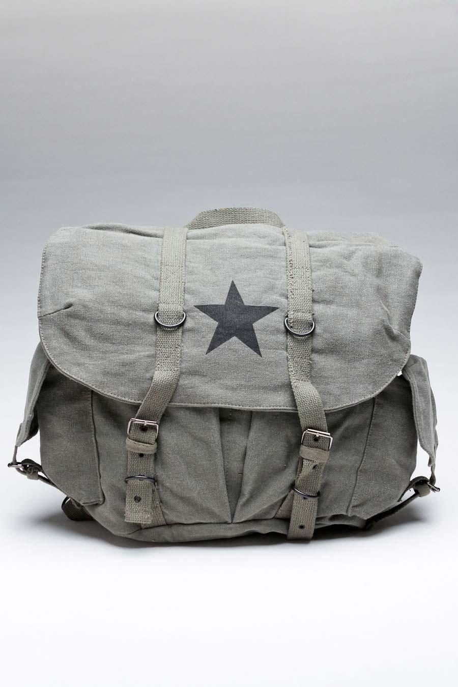 Rothco O.D. Vintage Star Backpack