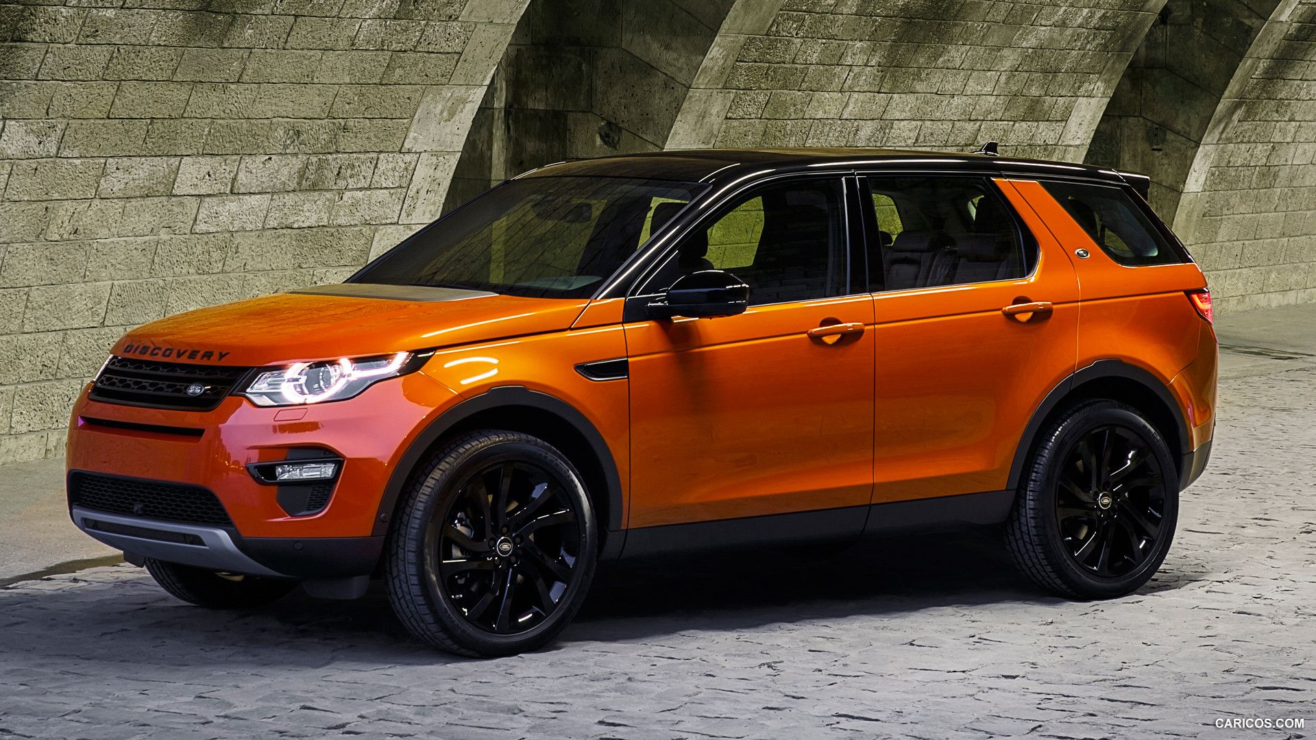 2015 Land Rover Discovery Sport - Side | HD Wallpaper #83 ...