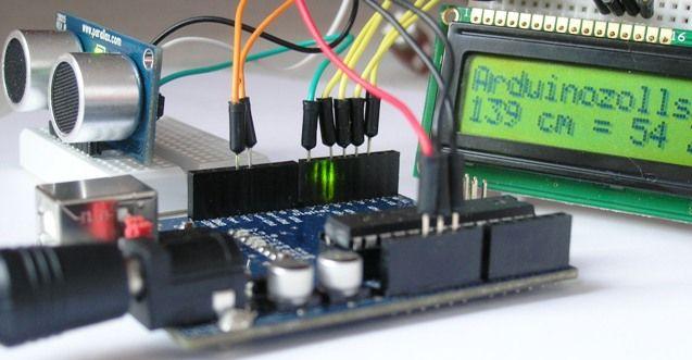 Arduino als zollstock robots pinterest