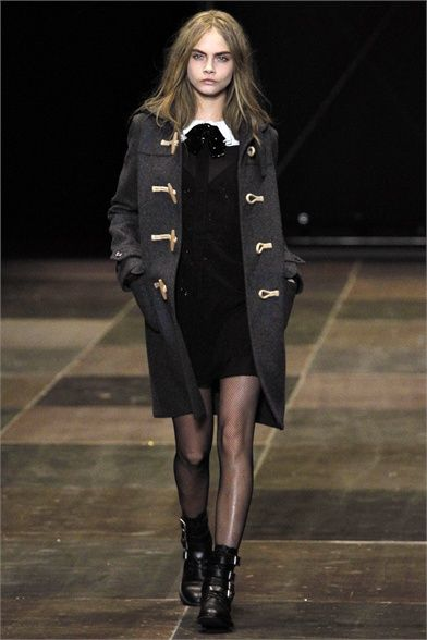 Saint Laurent - Collections Fall Winter 2013-14 - Shows - Vogue.it