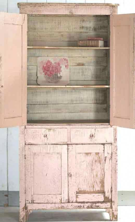 Photo of Shabby Chic is a decorative style of Anglo-Saxon origin, ideal for …