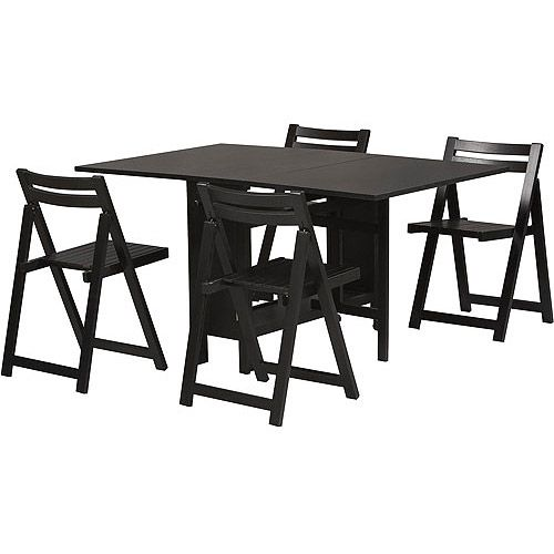 Home Decor Products Inc: Linon Home Decor Products, Inc. Space Saver 5-Piece Dining