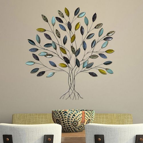 Stratton Home Decor Tree Metal Wall Decorrhpinterest: Stratton Home Decor Tree Wall Decor At Home Improvement Advice
