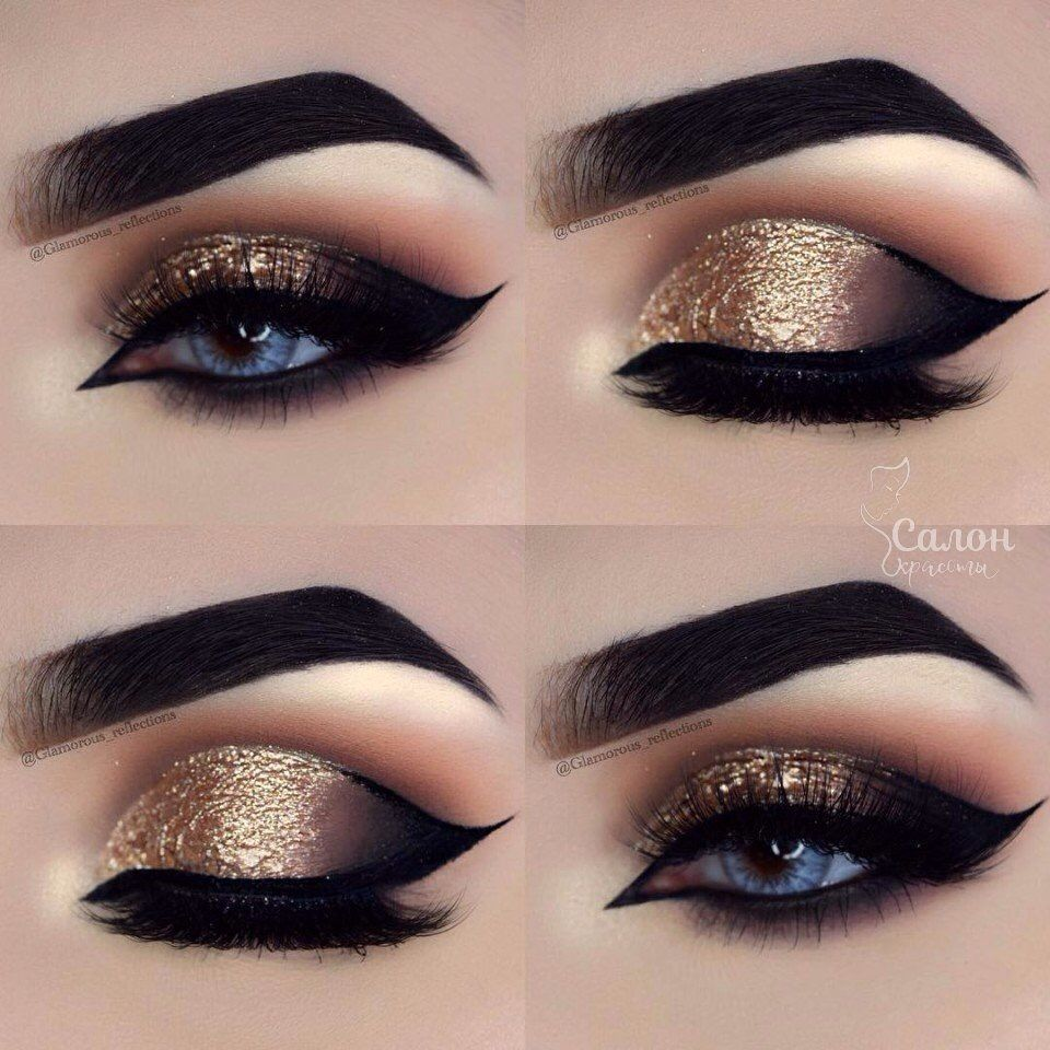 Pin by David Malone on Easy Eye makeup to try see it do it