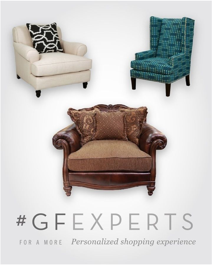 Our #GFExperts Are Here To Offer You A Personalized