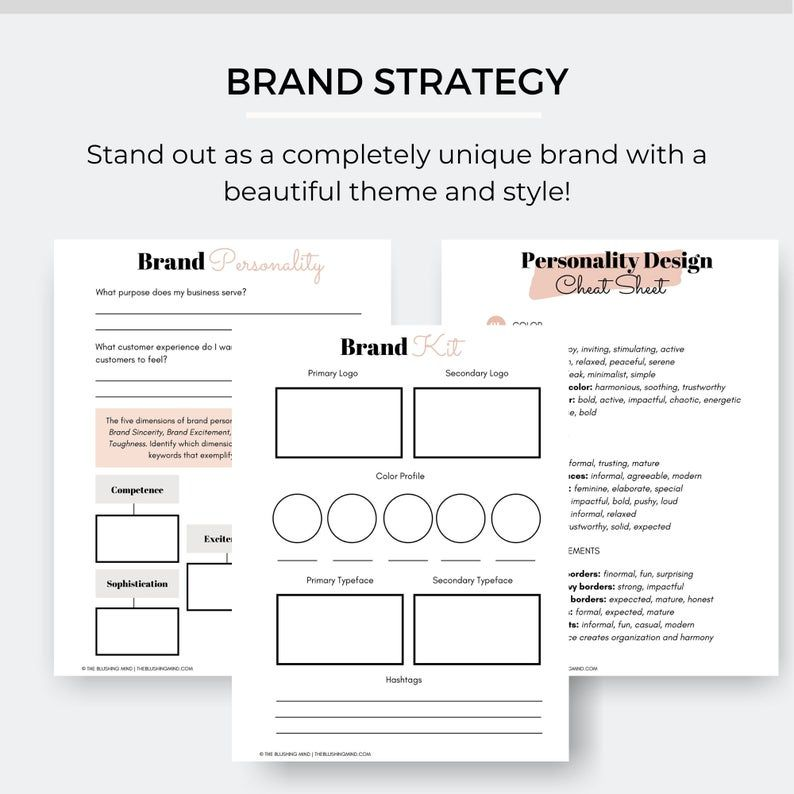 Business Plan Template Business Planner Small Business