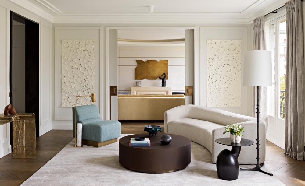 Iéna An Haute Couture apartment Fabrice Juan in 2020