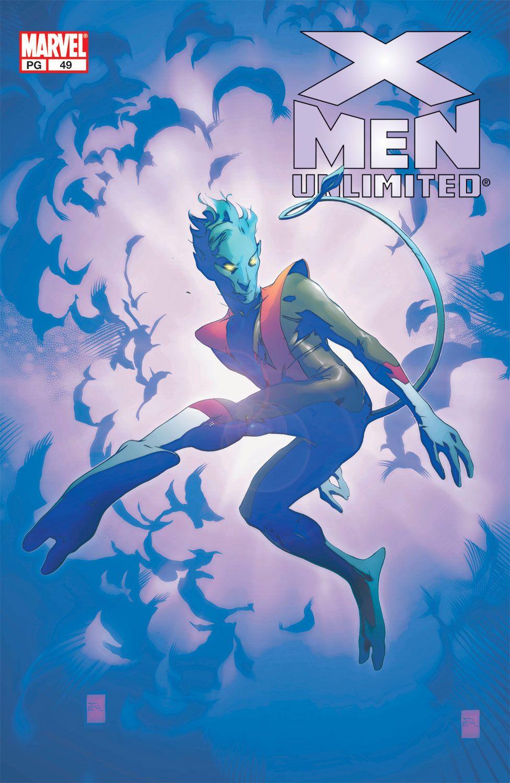 X Men Unlimited Vol 1 49 Cover Art By Joshua Middleton Cover Art Comic Books Art Book Art