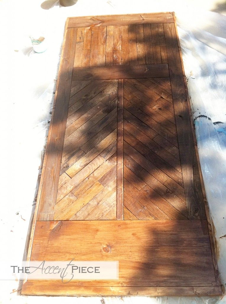 I Ve Always Wanted To Make A Sliding Barn Door And I Love