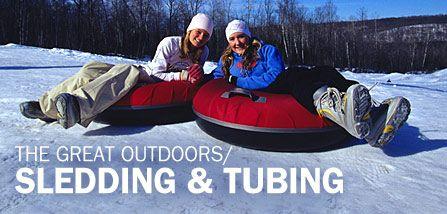 5 Top Snow Tubing Hills | Travel Wisconsin